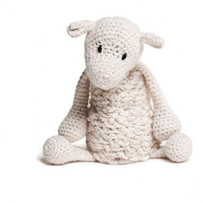 TOFT Edwards Menagerie Materialpakete Simon Sheep