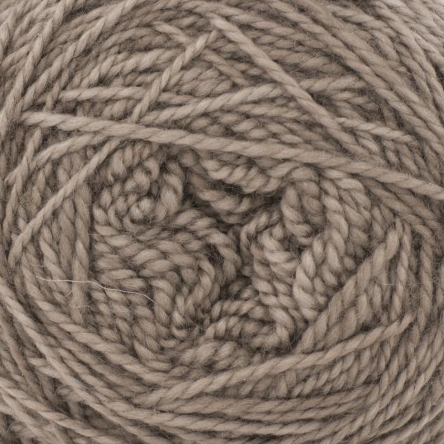 Cowgirl Blues Merino Twist Yarn solids Cocoa