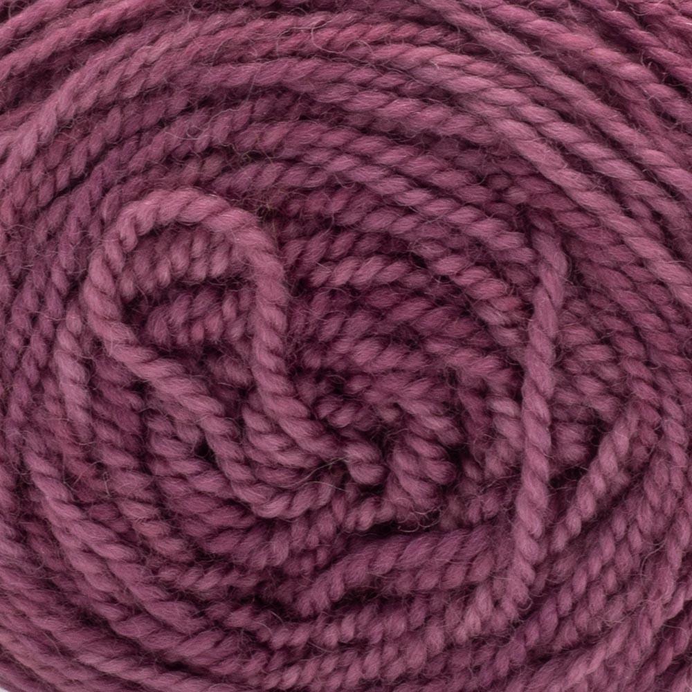 Cowgirl Blues Merino Twist Yarn solids Plum