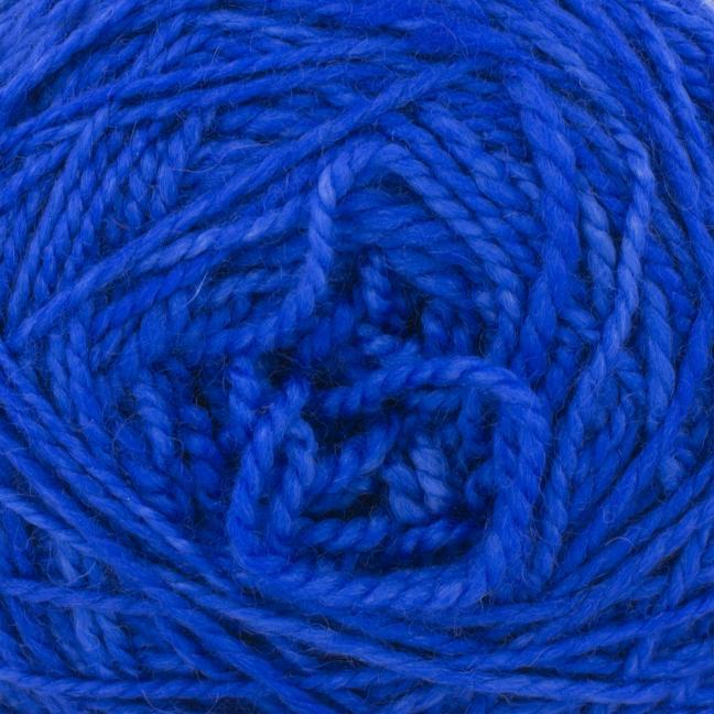 Cowgirl Blues Merino DK solids Cobalt