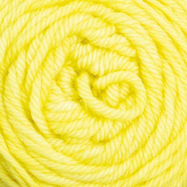 Cowgirl Blues Merino DK solids Lemon