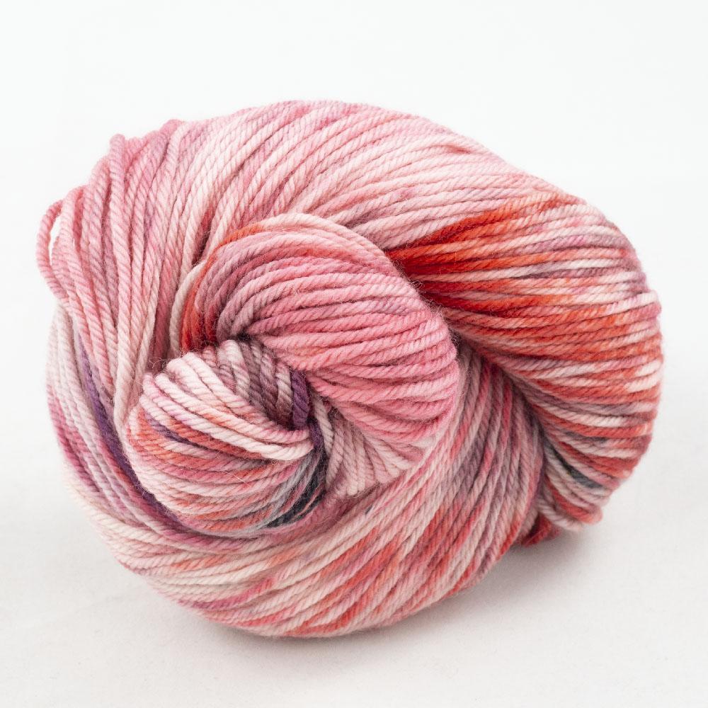 Cowgirl Blues Merino DK Farbverlauf (100g) Protea Pinks