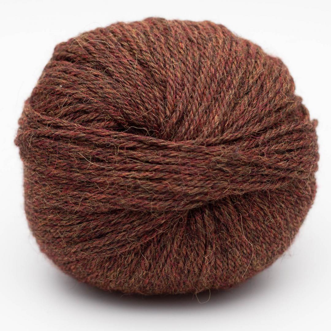 Kremke Soul Wool Babyalpaka rotbraun_10118