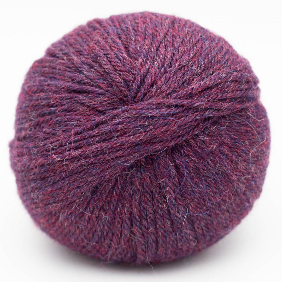 Kremke Soul Wool Babyalpaka beere_10114