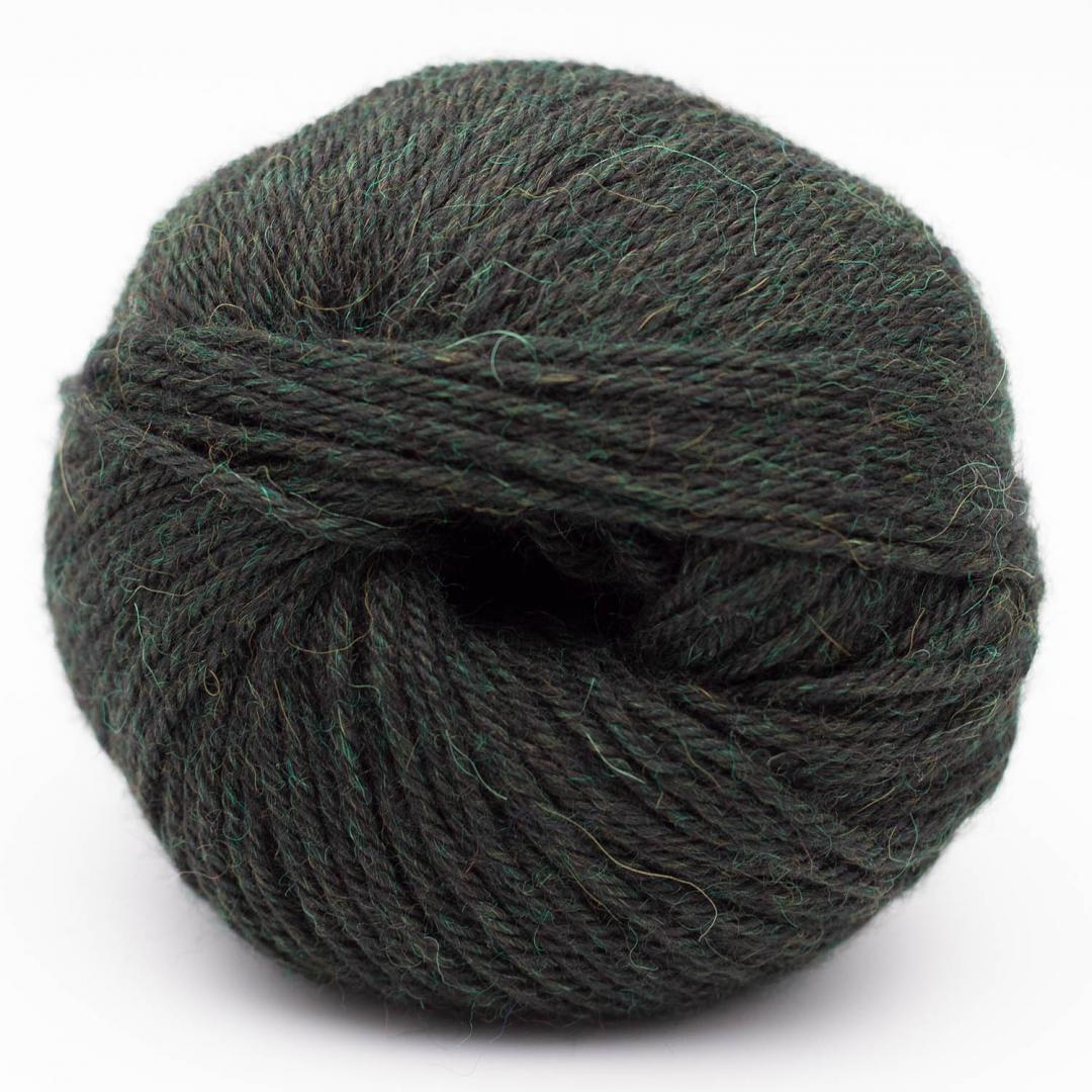 Kremke Soul Wool Babyalpaka grün_10115