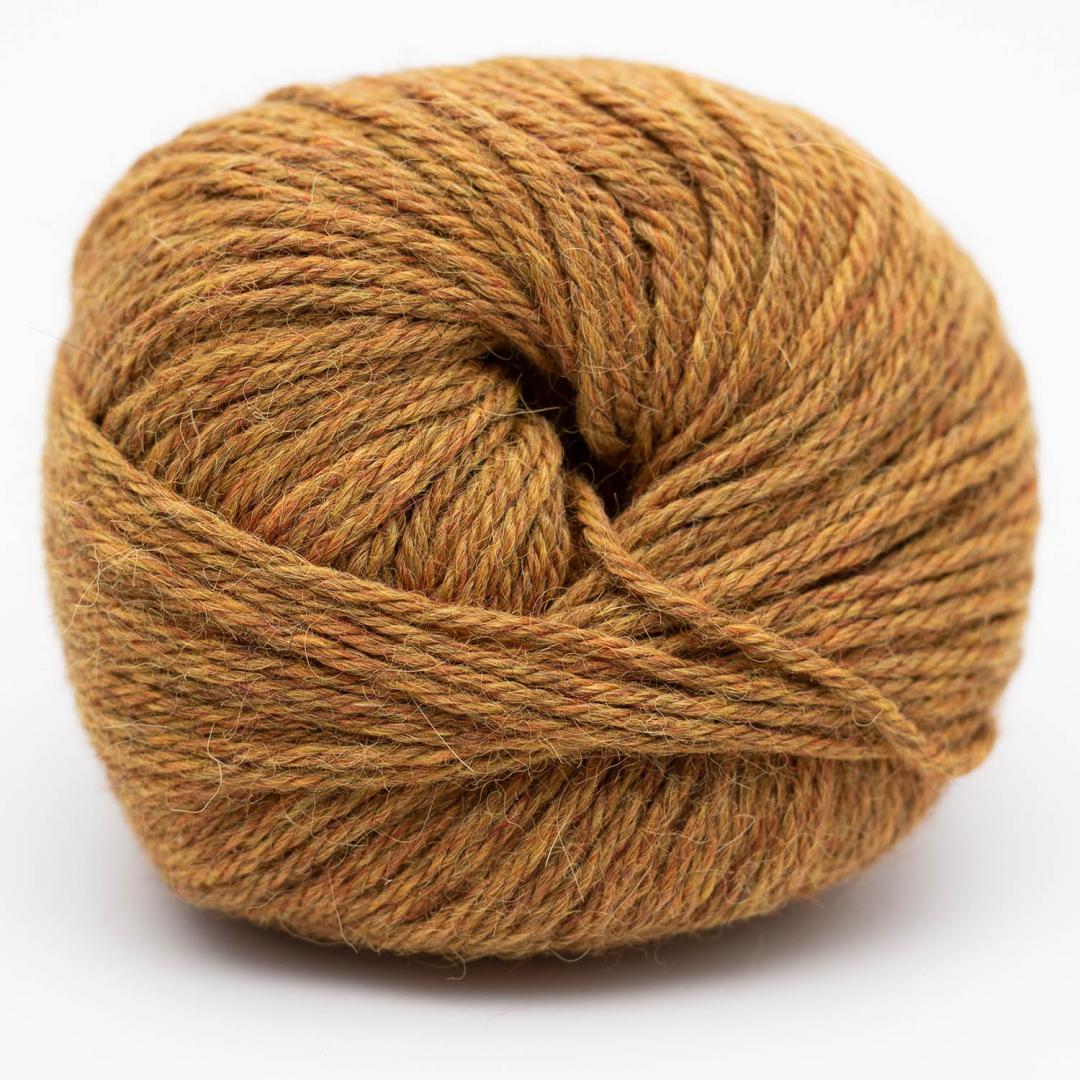 Kremke Soul Wool Babyalpaka ocker_10119