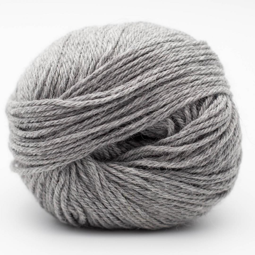 Kremke Soul Wool Babyalpaka grau_10121