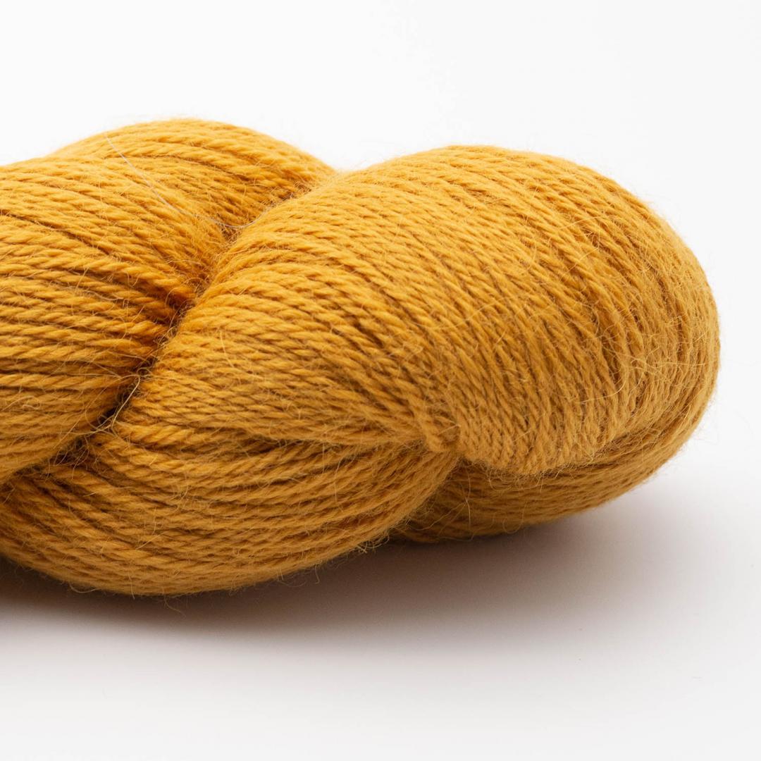 Kremke Soul Wool Alpaka Superfine Fino (100g) gelb_10122